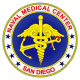 Logo: Naval Medical Center San Diego